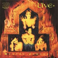LIVE - MENTAL JEWELRY (LP, LIMITED EDITION)   VINYL LP NEU