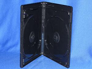 BLU-RAY 4K ULTRA HD - VIVA ELITE - 12.5MM - DOUBLE DISC BLACK - QUANTITY 5 ONLY