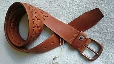 Belt,G-Star,Genuine Leather, Size 85, W 29,30,31,Unisex