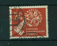 East Germany 1950 East German Elections stamp. Used. Sg E32.