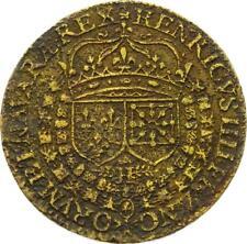 O3564 RARE Jeton Henri IV Chambre des comptes de Blois Blessis ->F offre