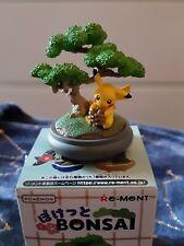 More details for re-ment pokemon bonsai collection figure - pikachu
