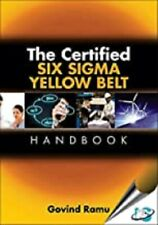 The Certified Six Sigma Yellow Belt Handbook, (With CD