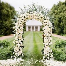 "Decorative METAL Wedding ARCH 90"" x 55"" Wedding Party Decorations Supplies SALE"