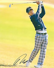 Ryo Ishikawa Signed Autographed 8x10 photo Pga
