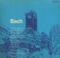 Johann Sebastian Bach / Agnes Giebel, Hertha Töp LP RE Vinyl Schallplatte 185506