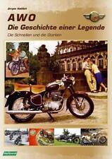 AWO Die Geschichte einer Legende EMW Viertakt Typen Chronik Buch Simson 425