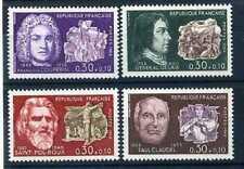 FRANCE - 1968, timbres 1550/1553, Célébrités - neufs**