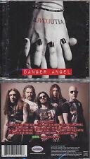 Danger Angel-revolutia (2013) melodic rock, Jeff Scott Soto, Dokken, Eclipse