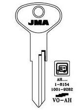 JMA Key Blank – VW/Audi – VO-AH - Key Cut to picture or code
