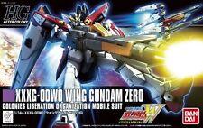 Bandai 1/144 HGAC 174 XXXG-00W0 Wing Gundam Zero