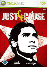 Just Cause (Microsoft Xbox 360, 2006, DVD-box) * bueno *