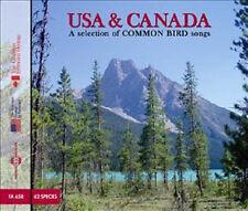 26817//62 SONS OISEAUX USA ET CANADA CD NEUF
