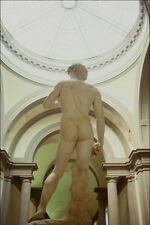 572054Statue Of David Florence Italy A4 Photo Print