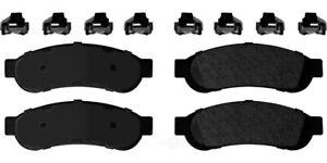 Disc Brake Pad Set-Ceramic Pads Rear Tru Star CBP1334A