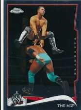 #33 THE MIZ 2014 Topps Chrome WWE