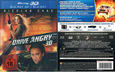 DRIVE ANGRY 3D --- 3D-Blu-ray --- 3D + 2D Fassung --- Uncut --- FSK 18 ---