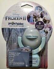 DISNEY FROZEN 2 LED Night Light Projector Light Plug-in