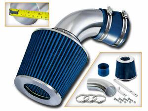 SPORT RAM AIR INTAKE KIT + BLUE FILTER For 91-97 Geo Metro 1.0L L3 / 1.3L L4