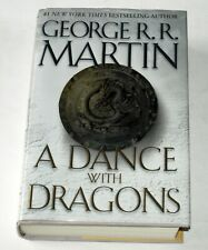 Dance with Dragons, Book 5 Game of Thrones: 1st edn, 1st print, George RR Martin