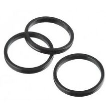 TARGET PRO GRIP SHAFT RINGS  PACK OF 3  BLACK ALLOY