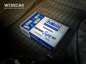 Ford Fomoco Highway Safety Kit C7AZ-19F515-A 1960's Box