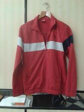 "PUMA Women Red With a White Stripe Jacket Size 32-34"""