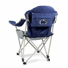 Charmant Picnic Time NCAA Reclining Camp Chair Penn State Nittany Lions