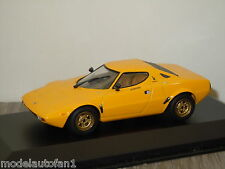 Lancia Stratos 1972-78 van Minichamps 1:43 in OVP *3640