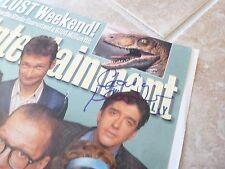 Craig Ferguson Signed Autographed Entertainment Magazine Cover PSA Guaranteed
