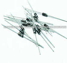 500PCS 1N4001 IN4001 DO-41 1A 50V Rectifier Diodes CF