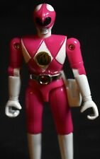 Vintage 1993 Bandai Pink Mighty Morphin Power Rangers Kimberly Action Figure Toy
