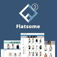 Flatsome MultiPurpose WooCommerce Theme ⭐ Latest Version 3.13.3 ⭐ Fast Delivery