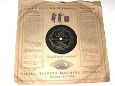 Sluefoot / The Wail     Coon-Sanders Orchestra     on  VICTOR (scroll)    1927