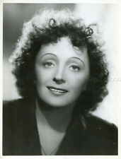 EDITH PIAF 40s VINTAGE PHOTO ORIGINAL