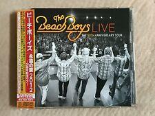 THE BEACH BOYS-Live-The 50th Anniversary Tour-2013 2CD Japan