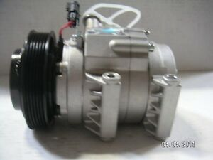 For Ford Fusion Mercury Milan 06-07 A/C Compressor w/ Clutch Delphi 8E5Z 19703