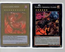 Yugioh Cards - Number 6 Chronomally Atlandis YS13-ENV11 1st Edition