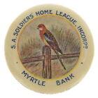South Australia Soldier's Home League WWI Era Button