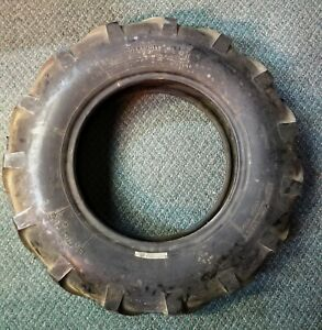 Rare NOS Cockshutt Tractor Company Implement Tire - 6.70 - 15 - New Unused