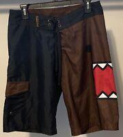 DOMO Swim Trunks Board Shorts Men's Size 32