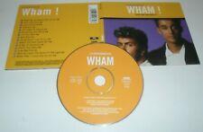 "RARE SBM CD DIGIPACK ""LES INDISPENSABLES DE WHAM"" The Best Of / George Michael"