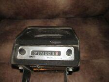 Rare Vintage Massey Ferguson Tractor Radio Mf