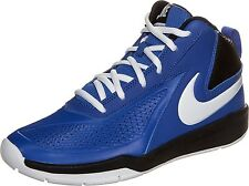 Nike-TEAM-Hustle-D-7-GS-BOY-039-S - Scarpa Basket-Taglia UK 5.5 EUR 38.5 US 6