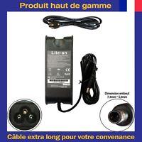Chargeur d'Alimentation Pour Dell Latitude E6400 E6410 E6500 E5400 E5500 E7270