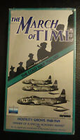 (1749) The March of Time - The Cold War 1946-51 Hostility Grows - Pt 2 (VHS) NEW