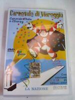 DVD CARNEVALE DI VIAREGGIO CORSI ANNO 2007