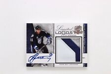 08-09 The Cup Limited Logos Auto Patch Steven Stamkos 18/50