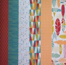 Multi-Coloured Craft Paper
