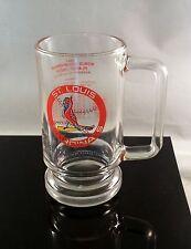 Mlb St. Louis Cardinals Vintage 1982 World Championship Roster 13oz Glass Mug